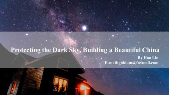 Liu-Hao---Protecting-the-Dark-Sky,-Building-a-Beautiful-China